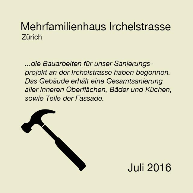 Aktuell_MFH Irchelstrasse