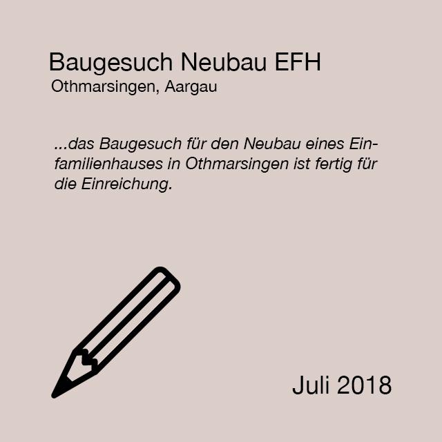Aktuell_Baueingabe EFH Othmarsingen