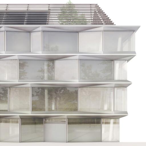 H13 Fassadendetail